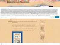 Luciane na Austrália | Vivendo um sonho.