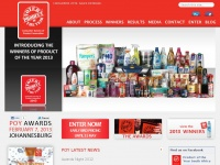 Productoftheyear.co.za - Product of the Year | Consumers Vote. Sales Increase.