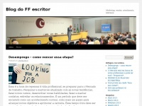 FF Escritor | Marketing, Vendas, Atendimento, Liderança