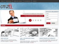 Onzii.com.br - Home - Onzii Web Design & Internet Marketing