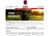 CAPA BRANGUS - Carlos Amorim - produzindo qualidade desde 1982