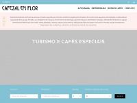 Cafezalemflor.com.br - Cafezal em Flor Turismo e Cafés Especiais - Monte Alegre do Sul - SP