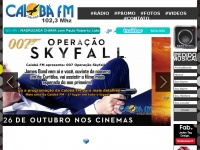 Caiobafm.com.br - Caiobá FM 102, 3 Mhz