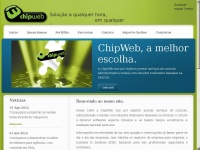 Chipweb.com.br - ChipWeb - soluções web, softwares, programas e aplicativos para comércio eletrÃ'nico e turismo