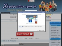 Xtudo Online Video aulas grátis - Conserto de tv - Cursos completos de photoshp - flash e dreanweaver