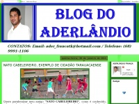 Aderlandio.blogspot.com - BLOG DO ADERLÂNDIO