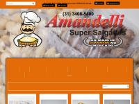 Amandelli.com.br - Amandelli - Fabrica de Salgados