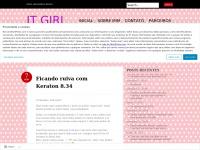 IT GIRL | MODA, MAQUIAGEM E BELEZA