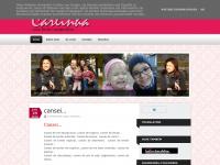Carlinhacombicho-carpinteiro.blogspot.com - Carlinha com bicho-carpinteiro