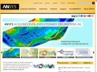Ansys.com - Engineering Simulation & 3D Design Software | ANSYS