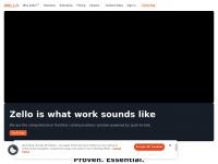 Best free push-to-talk (PTT) app, walkie-talkie PoC, and WiFi voice app - Zello
