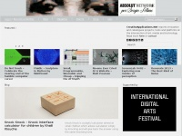 CreativeApplications.Net | Art, Media and Technology