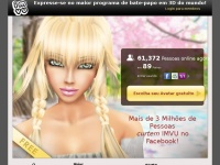 Imvu.com - IMVU - #1 3D Avatar Social App, Virtual Worlds, Virtual Reality, VR, Avatars, Free 3D Chat