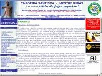 capoeirasantista.com.br