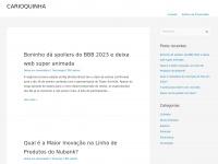 Carioquinha.com.br - Projeto Carioquinha: Porque você merece!