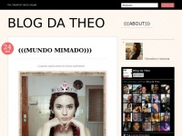 Blog da Theo | the greatest mess online