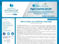 Institutointeragir.com.br - Instituto Interagir