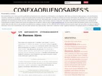Conexaobuenosaires's Blog | Um ano dedicado ao vinho, tango, dulce de leche e la mala televisión!