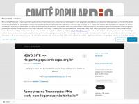 Comitê Popular Rio Copa e Olimpíadas