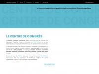 Congres-saint-etienne.com - Accueil - Centre de Congrès Saint-Étienne