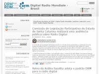 Digital Radio Mondiale - Brasil |