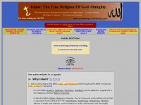 Answering-christianity.com - Answering Christianity. Islam's Answers To Trinitarian Beliefs.