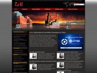 Forklifttruck.es - Carretilla elevadora, Carretilla elevadora diesel, Carretilla elevadora eléctrica