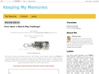 keepingmymemories.blogspot.com