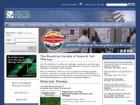 Asgct.org - ASGCT - American Society of Gene & Cell Therapy | ASGCT - American Society of Gene & Cell Therapy