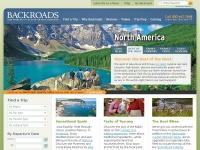 Backroads.com - Backroads Active Vacations - Bike Tours, Walking & Family Vacations