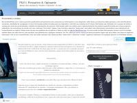 """P&O   Pensativo & Opinante   Apenas uma analogia de """"Positivo e Operante"""". Ou não…"""