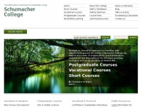 Schumachercollege.org.uk - Schumacher College | Transformative Learning through Sustainable Living