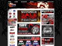 Muaythaistuff.com - Muay Thai Stuff - Shorts, Gloves, Shinguards from Fairtex, TopKing, TUFF