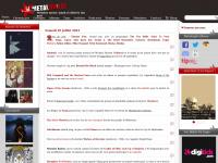 Metalorgie.com - Metalorgie : News metal, punk, rock, hardcore, black, death, thrash, doom...