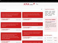 ANA : À Procura do Amor