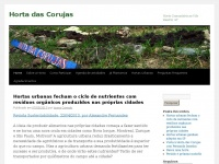 Horta das Corujas | Horta Comunitária na Vila Beatriz, SP