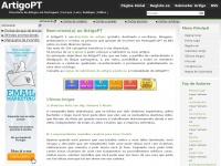 ArtigoPT - Diretório de Artigos em Português
