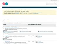 Home -   PinkBlue - O Forum das Mamãs e Bebés