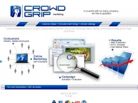 Crowdgrip.com - SEO and Web Development : CrowdGrip Marketing