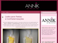annikboutiquepiracicaba | Just another WordPress.com site