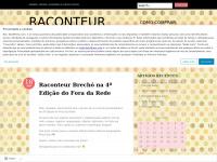 Raconteur | Garimpo, vintage, acessórios e outras cositas.