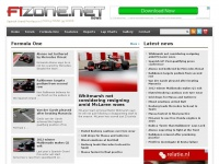 F1zone.net - F1Zone   Latest Formula 1 News, Features and Reports