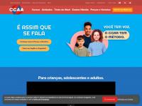 CCAA - Cursos de Inglês, Cursos de Espanhol e Cursos de Idiomas