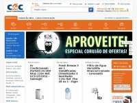 Cec.com.br - C&C - Casa e Construção - Tudo para Material de Construção, Reforma e Decoração.