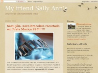 My friend Sally Ann's