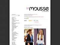 Le Mousse | moda – babados – agitos – estilo – consumo – prazer