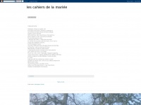 lescahiersdelamariee.blogspot.com