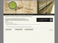 Iar.ie - Irish Archives Resource - Database Search Page