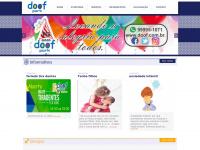 Doof.com.br - Doof Parque de diversões Ltda - ME
