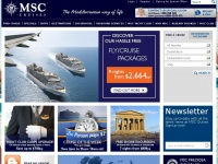 Msccruises.com.au - MSC Cruises AU & NZ, Cruise Holidays & Specials, Fly/Cruise Packages